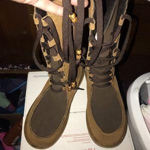 Super warm snow boots